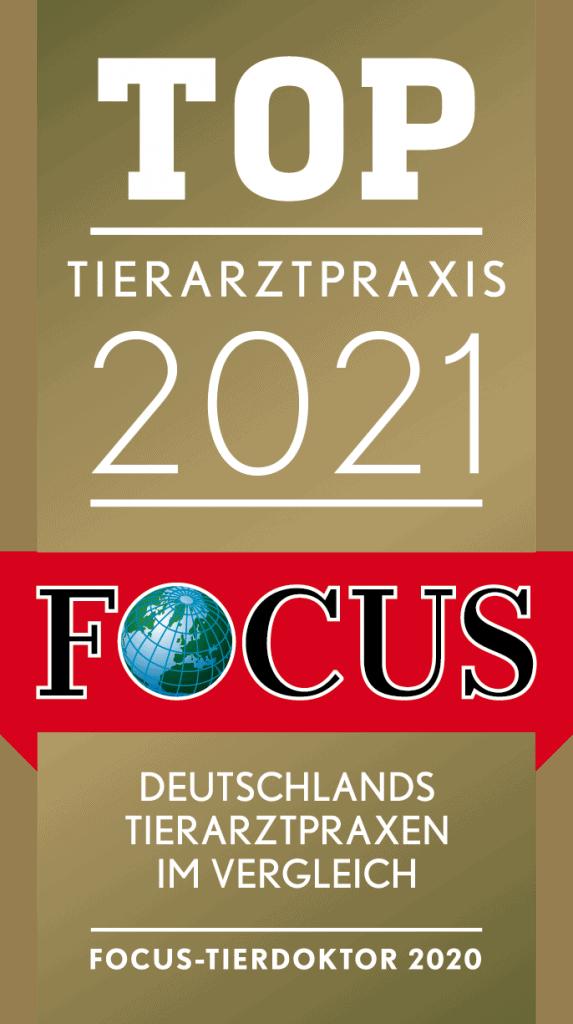 Focus Top Tierarztpraxis 2021