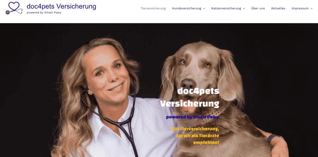 Hundekrankenversicherung & Katzenkrankenversicherung
